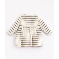 Play up -  Striped Jersey Dress - Miro r264w PA02/2AJ11452
