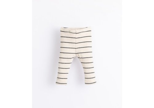 Play Up Play  up - Striped Jersey Leggings - miro r264w PA01/1AJ11653