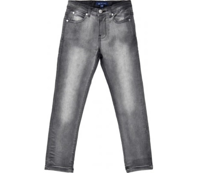 The New - Osvald jeans black wash