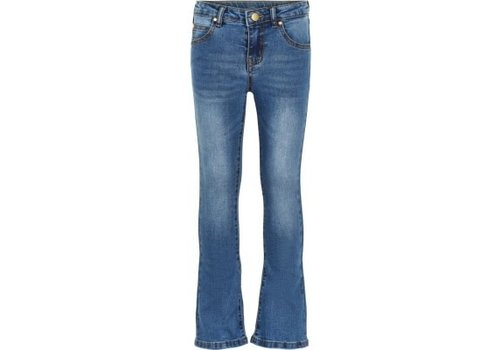 The New The New - Flared jeans blue denim noos