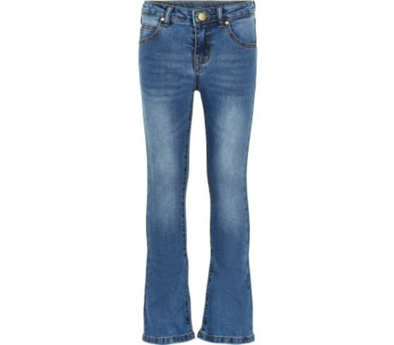 The New - Flared jeans blue denim noos