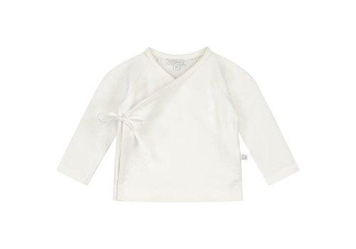 Mats&merthe Mats & Merthe - Benthe wrap cardigan off white