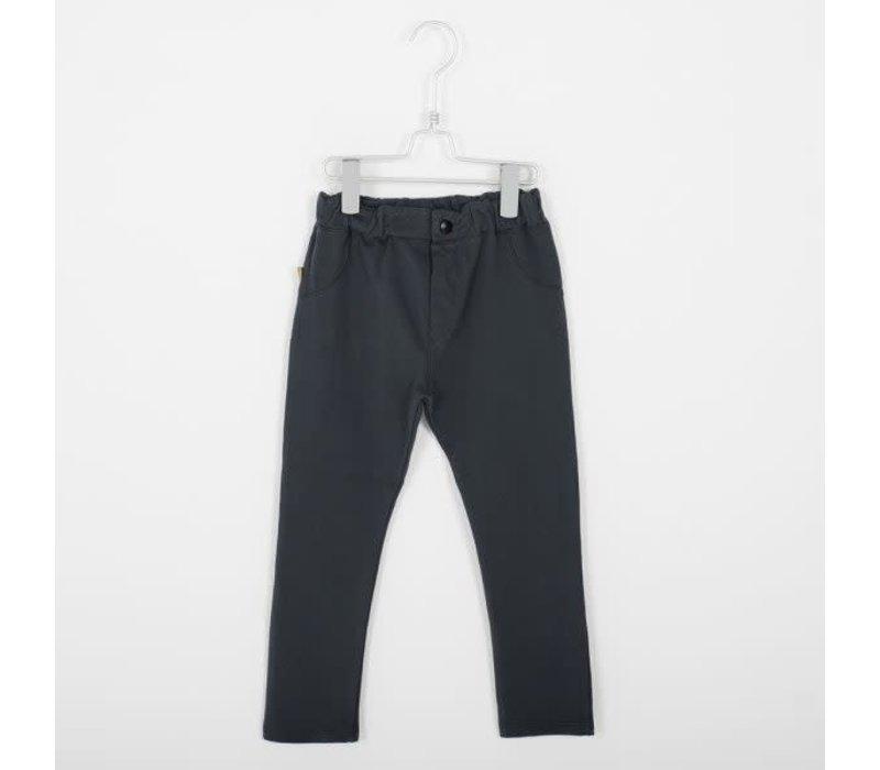 Lotiekids - 5 Pockets solid vintage black