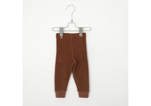 Lotiekids Lotiekids - Baby Corduroy Leggings cinnamon