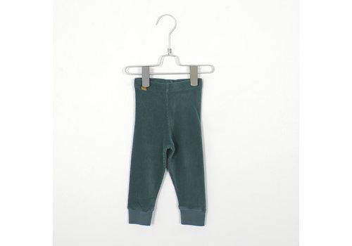 Lotiekids Lotiekids - Baby Corduroy Leggings solid green