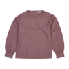 Blossom kids Blossom kids - Blouse with lace Dusty Violet