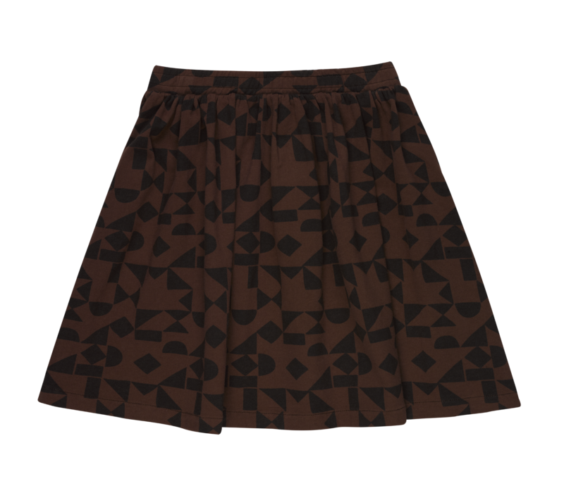 Blossom kids - Skirt geometric