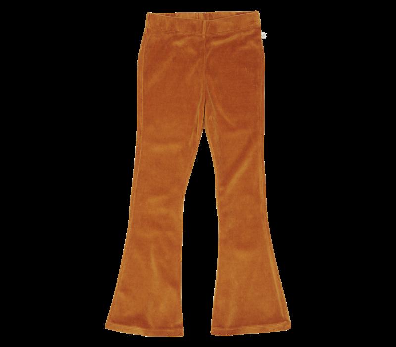 Blossom kids - Flared pants Golden