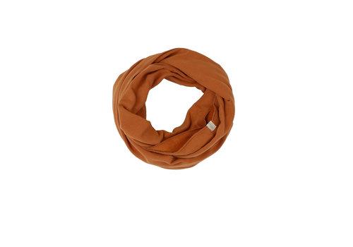 Phil&Phae Phil & Phae - Infinity scarf gingerbread