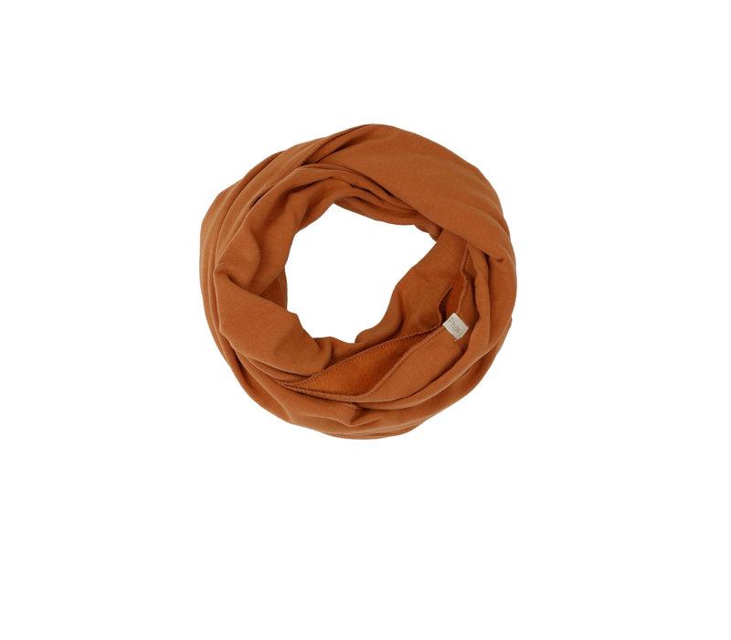 Phil & Phae - Infinity scarf gingerbread