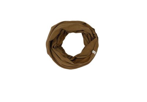 Phil&Phae Phil & Phae - Infinity scarf bronze olive