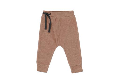 Phil&Phae Phil & Phae - Teddy baby harem pants creamy mocha