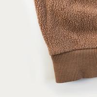 Phil & Phae - Teddy sweater dress creamy mocha
