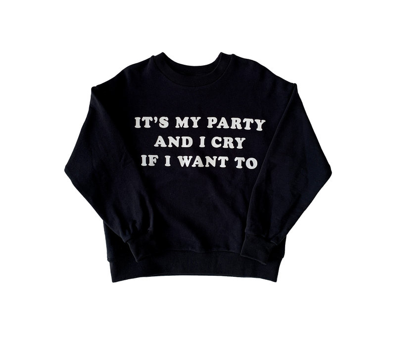 Maed for mini - Sweatshirt its my party