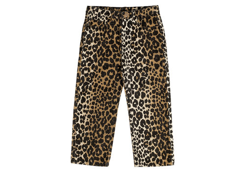 Maed For mini Maed for mini - Jeans luxurious leopard