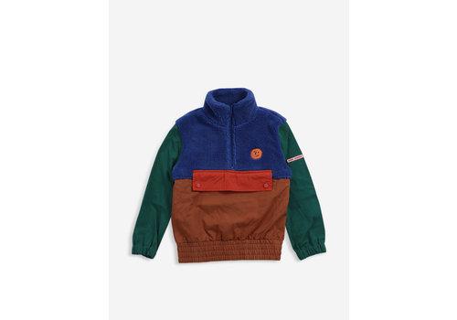 Bobo Choses Bobo choses - Multicolor polar fleece jacket