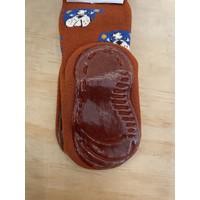 Ewers - Anti-slip sok 1791 koper hond