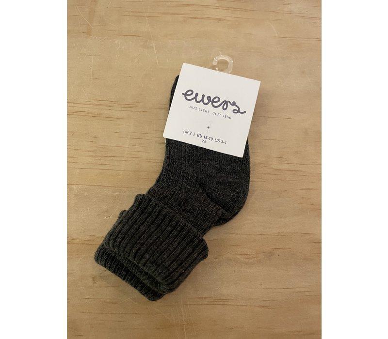 Ewers - Baby Socks 2700 Antraciet