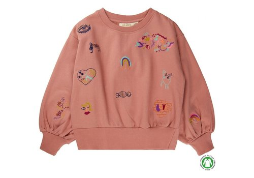 Soft Gallery Soft gallery - Istanbul Elvira sweatshirt Cameo brown