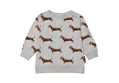 Snurk Snurk - James grey sweater babies