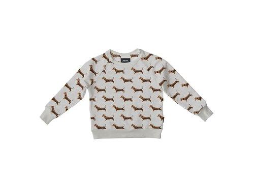 Snurk Snurk - James grey sweater kids