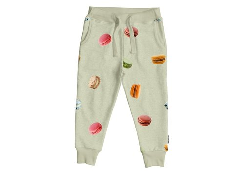 Snurk Snurk - Macarons green pants kids