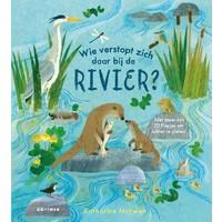 Boek - Wie verstopt zich daar in de rivier