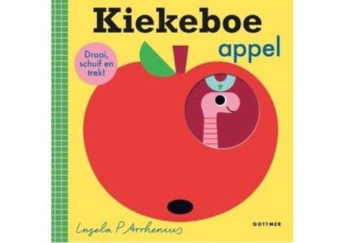 Boeken Boek - Kiekeboe Appel