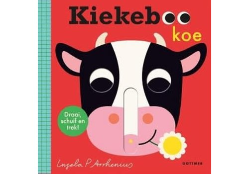 Boeken Boek - Kiekeboe Koe
