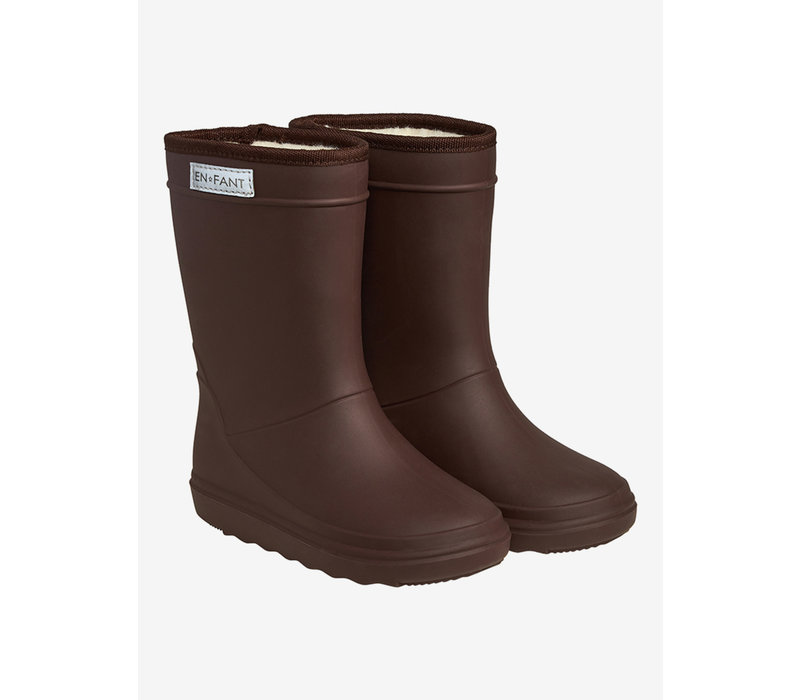 Enfant - Thermo boot Dark Brown 2275