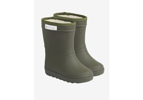 Enfant Enfant - Thermo boot Dusty Olive 9830