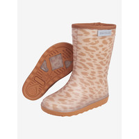 Enfant - Thermo boot Leather Brown Print 2254