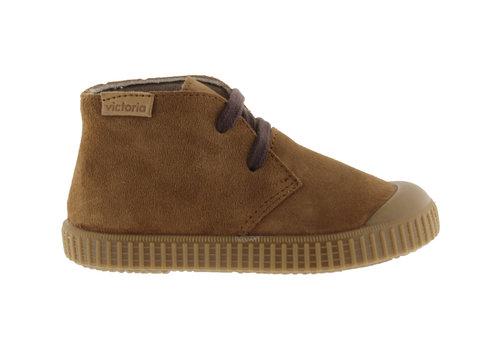 Victoria Victoria - Sneakers cuero