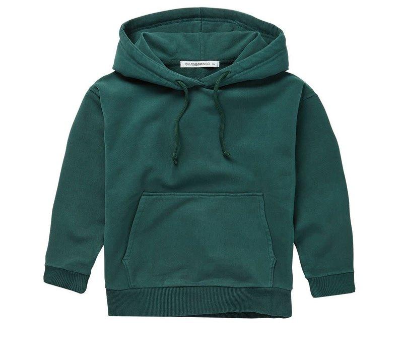 Mingo - Hoodie Dark Emerald