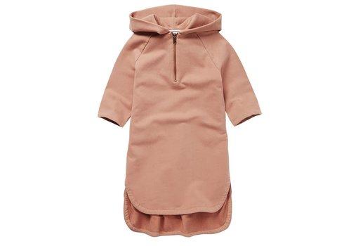 Mingo Mingo - Sweat Dress Chocolate Milk