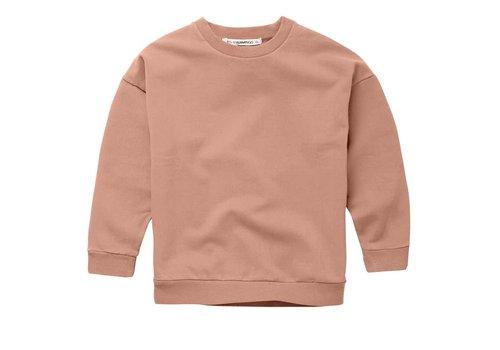 Mingo Mingo - Sweater chocolate milk sweat brushed