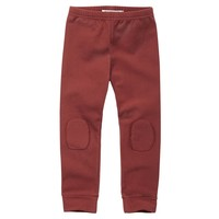 Mingo - Winter Legging Brick Red