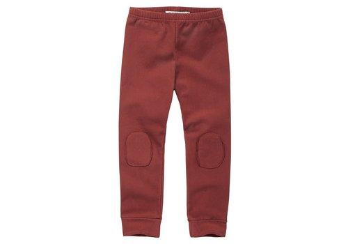 Mingo Mingo - Winter Legging Brick Red