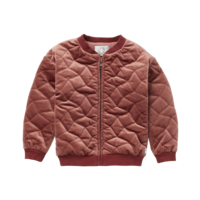 Sproet & Sprout - Jacket quilted velvet
