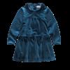 Sproet & Sprout Sproet & Sprout - Dress velvet blue