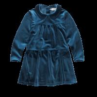 Sproet & Sprout - Dress velvet blue