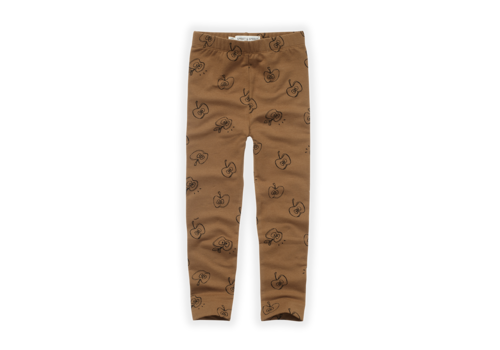 Sproet & Sprout Sproet & Sprout - Legging apple print