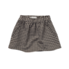 Sproet & Sprout Sproet & Sprout - Skirt block check black