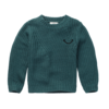 Sproet & Sprout Sproet & Sprout - Sweater smile