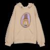 Wander & Wonder Wander&Wonder - Doggie hoodie almond