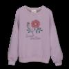 Wander & Wonder Wander&Wonder - Rose sweatshirt lilac