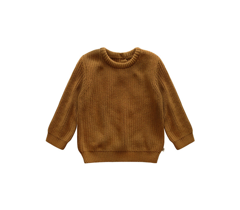 Your wishes - plain knit andel spice