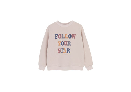 Kids on the moon Kids on the moon - Follow your star sweatshirt