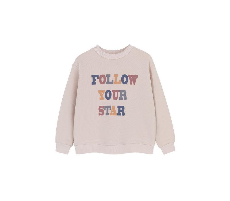 Kids on the moon - Follow your star sweatshirt