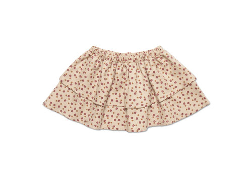 Petit Blush Petit blush - Mini layer skirt mini ditsy print
